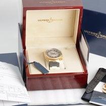 Ulysse Nardin Marine Chronograph Ulysee Nardin Maxi Marine 356-66-3/319 подержанные