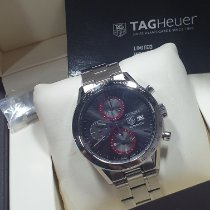 TAG Heuer Steel Automatic CV201C new