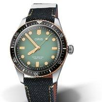 Oris Divers Sixty Five 01 733 7707 4337-Set 2020 new