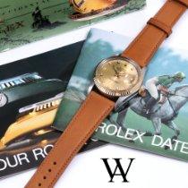 Rolex Datejust 16013-Diam-Leather 1986 rabljen