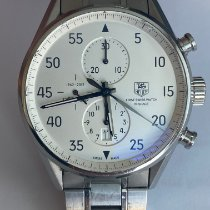 TAG Heuer Carrera Calibre 1887 Steel 43mm Silver United States of America, Texas, Richmond