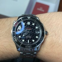 Omega Seamaster Diver 300 M United States of America, Virginia, Falls Church