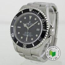 Rolex Sea-Dweller 4000 Stahl 40mm Keine Ziffern