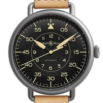 Bell & Ross Vintage BRWW192-HER/SCA 2020 new