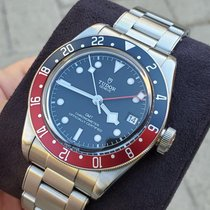 Tudor Black Bay GMT Steel 41mm Black No numerals United States of America, California, Los Angeles