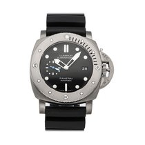 Panerai Luminor Submersible 1950 3 Days Automatic Titanium 47mm Black No numerals United States of America, Pennsylvania, Bala Cynwyd