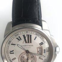 Cartier Calibre de Cartier W7100037 Muito bom Aço 42mm Automático Brasil, Porto Alegre