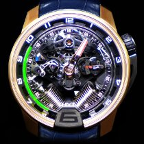 HYT Rose gold Manual winding 48.8mm pre-owned H2