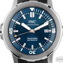 IWC Aquatimer Automatic Stahl 44mm Blau Deutschland, Stuttgart