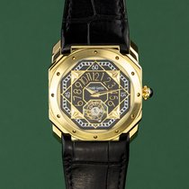 Gérald Genta Yellow gold 42.5mm Automatic OTR.Y.20 pre-owned