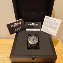 Fortis B-42 Official Cosmonauts Steel 42mm United States of America, Maryland, Fulton