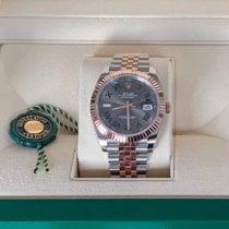 Rolex Datejust II nuevo 2020 Automático Reloj con estuche y documentos originales 126331