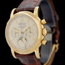 Patek Philippe Perpetual Calendar Chronograph 3970 1992 gebraucht