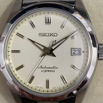 Seiko Steel 38mm Automatic SARB035 pre-owned