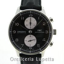 IWC Portuguese Chronograph IW3714 2002 pre-owned