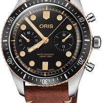 Oris Divers Sixty Five 77177444354LS new