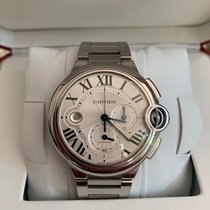 Cartier Ballon Bleu 44mm W6920002 2013 pre-owned