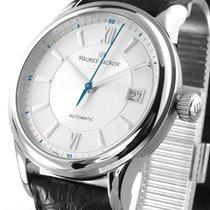 Maurice Lacroix Les Classiques Date neu 2018 Automatik Uhr mit Original-Box und Original-Papieren LC6027-SS001-110