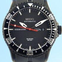 Mido Ocean Star Stahl 42mm Schwarz Deutschland, Berlin