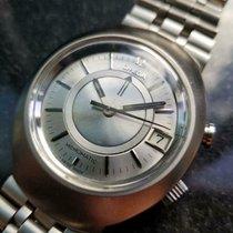 Omega Memomatic Steel 40mm Silver