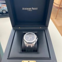 Audemars Piguet Royal Oak Offshore Chronograph Acero 42mm Gris Arábigos España, Barcelona