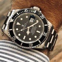 Rolex Submariner Steel 40mm
