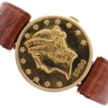 Corum Coin Watch Vintage occasion