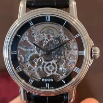 Epos Steel 37.5mm Automatic 3336 new United States of America, Florida, Winter Garden