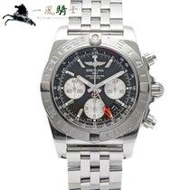 Breitling Chronomat 44 GMT Stahl 44mm