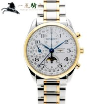 Longines Master Collection Steel 39mm Silver