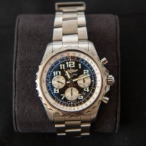 Breitling Chronospace Automatic Steel Black