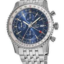 Breitling Navitimer GMT A24322121C2A1 nuevo