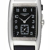 Longines BelleArti Steel 27mm Black Arabic numerals United States of America, New York, Monsey
