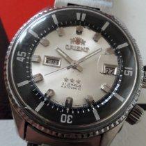 Orient Çelik 43mm Otomatik 0104904E ikinci el Türkiye, ıstanbul