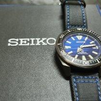 Seiko Prospex Stål Blå