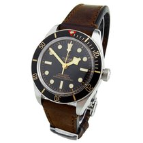 Tudor Black Bay Fifty-Eight pre-owned 39mm Leather