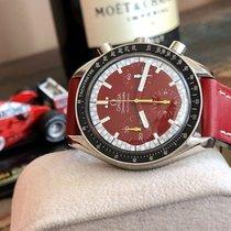 Omega Speedmaster Racing Stahl 38mm