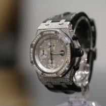 Audemars Piguet 25940SK.OO.D002CA.02.A Staal Royal Oak Offshore Chronograph 42mm tweedehands