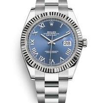 Rolex Datejust 126334 Nuovo Acciaio 41mm Automatico