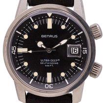 Benrus 6089 1960 gebraucht