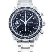 Omega 3520.50.00 Steel Speedmaster Day Date 39mm pre-owned United States of America, Georgia, Atlanta
