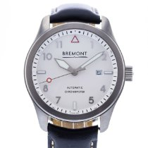 Bremont Solo SOLO/WH-SI 2010 pre-owned