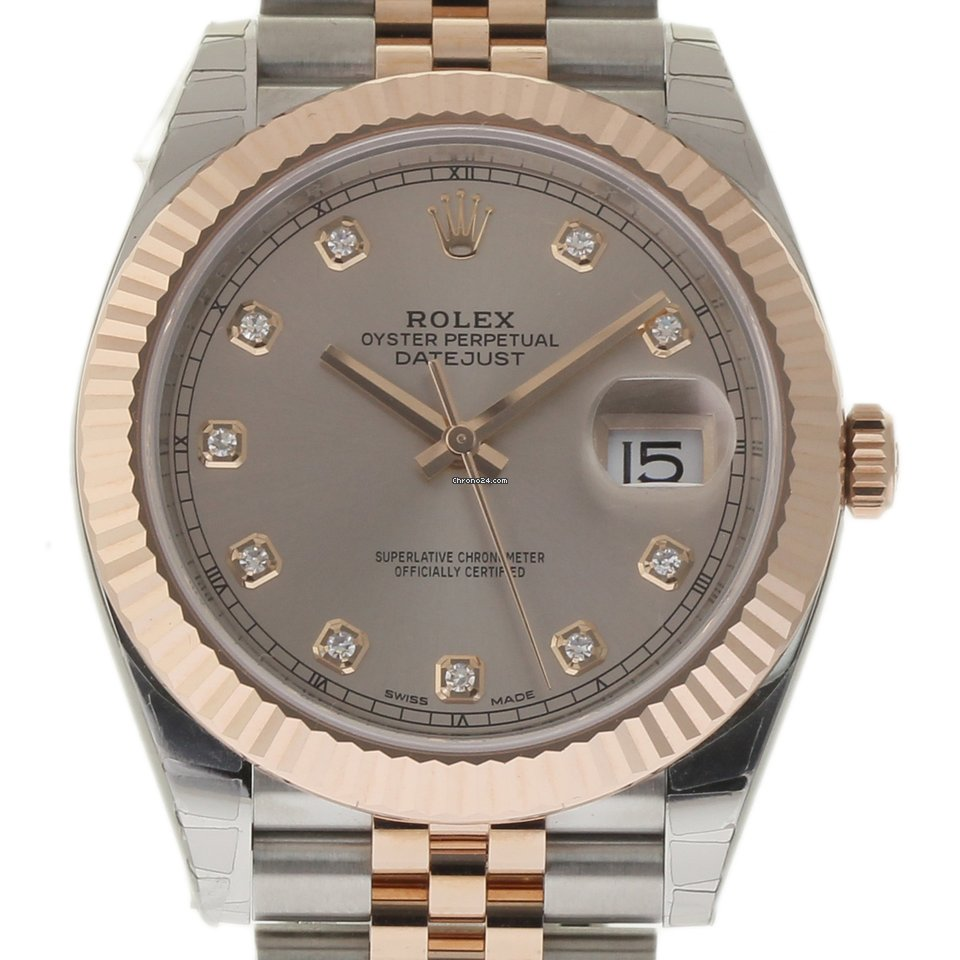Rolex Datejust II 126331 2020 новые