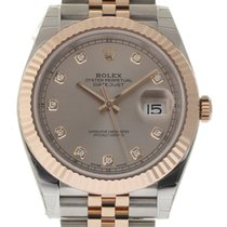 Rolex Datejust II Zeljezo 41mm