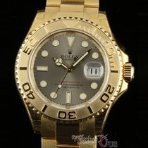 Rolex Yacht-Master 40 Yellow gold 40mm Grey United States of America, Florida, Miami