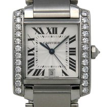 Cartier Tank Française W51002Q3 Good Steel 36mm Automatic United States of America, Florida, 33132