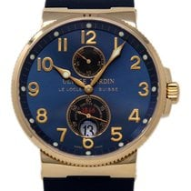 Ulysse Nardin Marine Chronometer 41mm Rose gold 41mm Blue United States of America, Florida, Miami