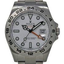 Rolex Explorer II Steel 42mm White United States of America, Florida, Miami