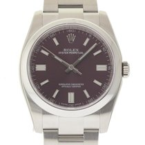Rolex Oyster Perpetual 36 Steel 36mm Red United States of America, Florida, Miami