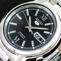 Seiko 5 Steel 37.5mm
